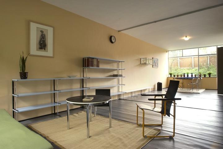 Erasmuslaan: functionalist architecture