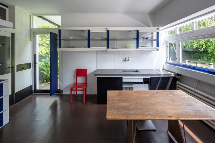 Rietveld Schröder House group tours